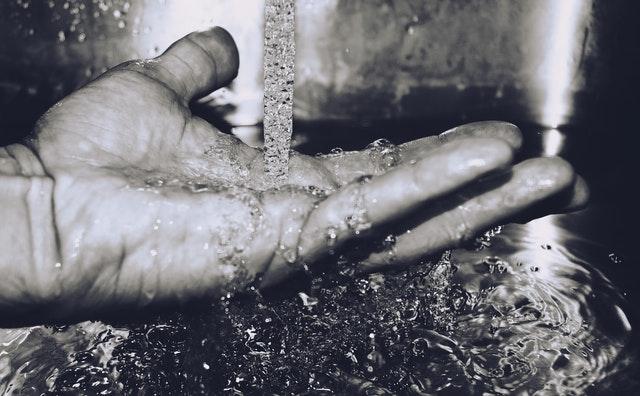 Waterontharder zonder zout